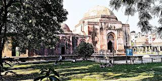 Hauz-I- Alai at Hauz Khash
