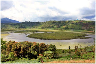 Tempat Wisata di Bengkulu Danau Mas Harun Bastari