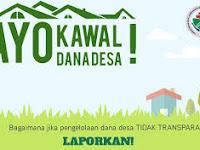 Satgas Dana Desa Terima 10 Ribu Laporan dari Masyarakat