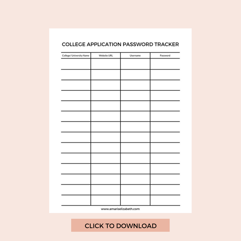 college-application-password-tracker-download-link