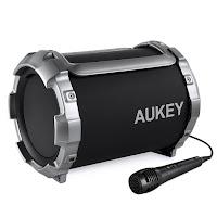 Aukey-Karaoke-Anlage-Bluetooth-Bild