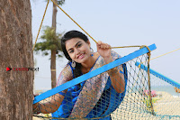 Actress Riyamikka Poshoot Gallery in Saree  0005.JPG