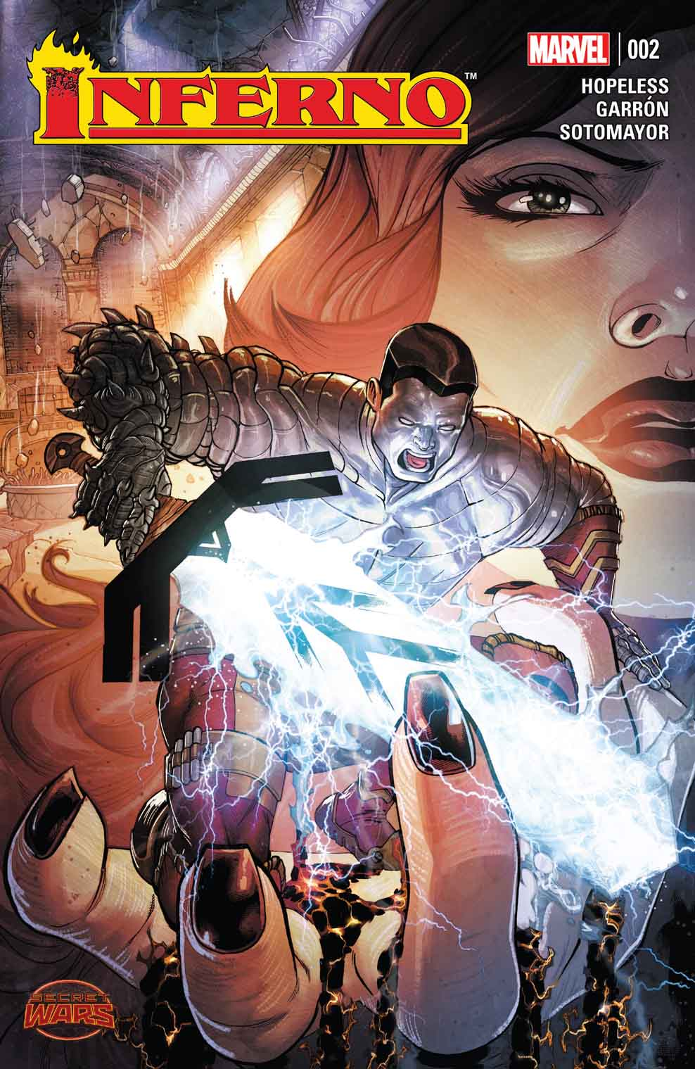 Secret Wars: Inferno #2