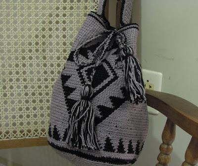 Bolsa Estilo Wayuu