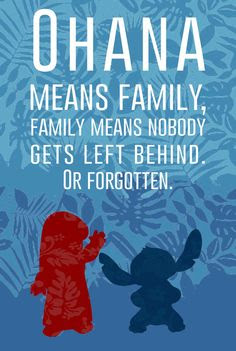 Quotes About Family:  means family, family means nobody get left behind.