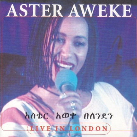 my passion for ethiopian music    : Aster Aweke - Live in