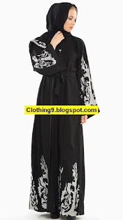 Saudi Abaya Collection