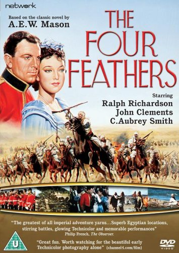 Image result for the four feathers POSTER