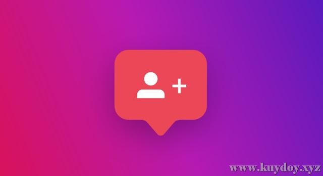 Cara Menambah Followers Instagram Dengan Aplikasi Insfollow