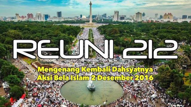 Jutaan Massa Reuni 212 Bergerak ke Jakarta, Ada Peserta Carter Pesawat