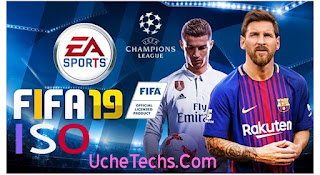 FIFA 2019 Psp Iso file on Android