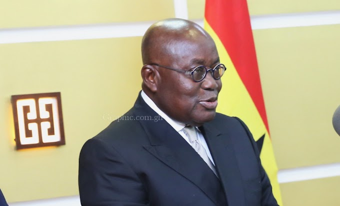 Akufo-Addo releases names of 50 deputy and 4 more ministerial nominees