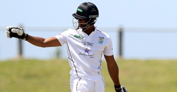 Khaya Zondo - Hollywoodbets Dolphins cricket - Sunfoil Series
