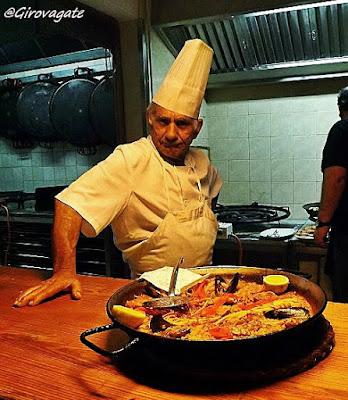 ristorante el carmen Ibiza