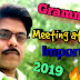 Some important grammar of meeting at night 2019