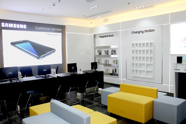 4 new Samsung service centers