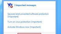 Guida al Centro Operativo e Notifiche Windows 7 e 8