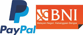 Transfer Uang Paypal ke Bank BNI