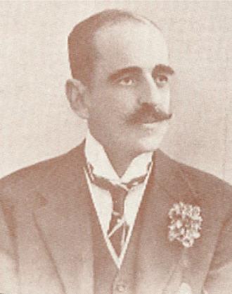 Marqués de Villamejor, Comité Olímpico Español, 1912