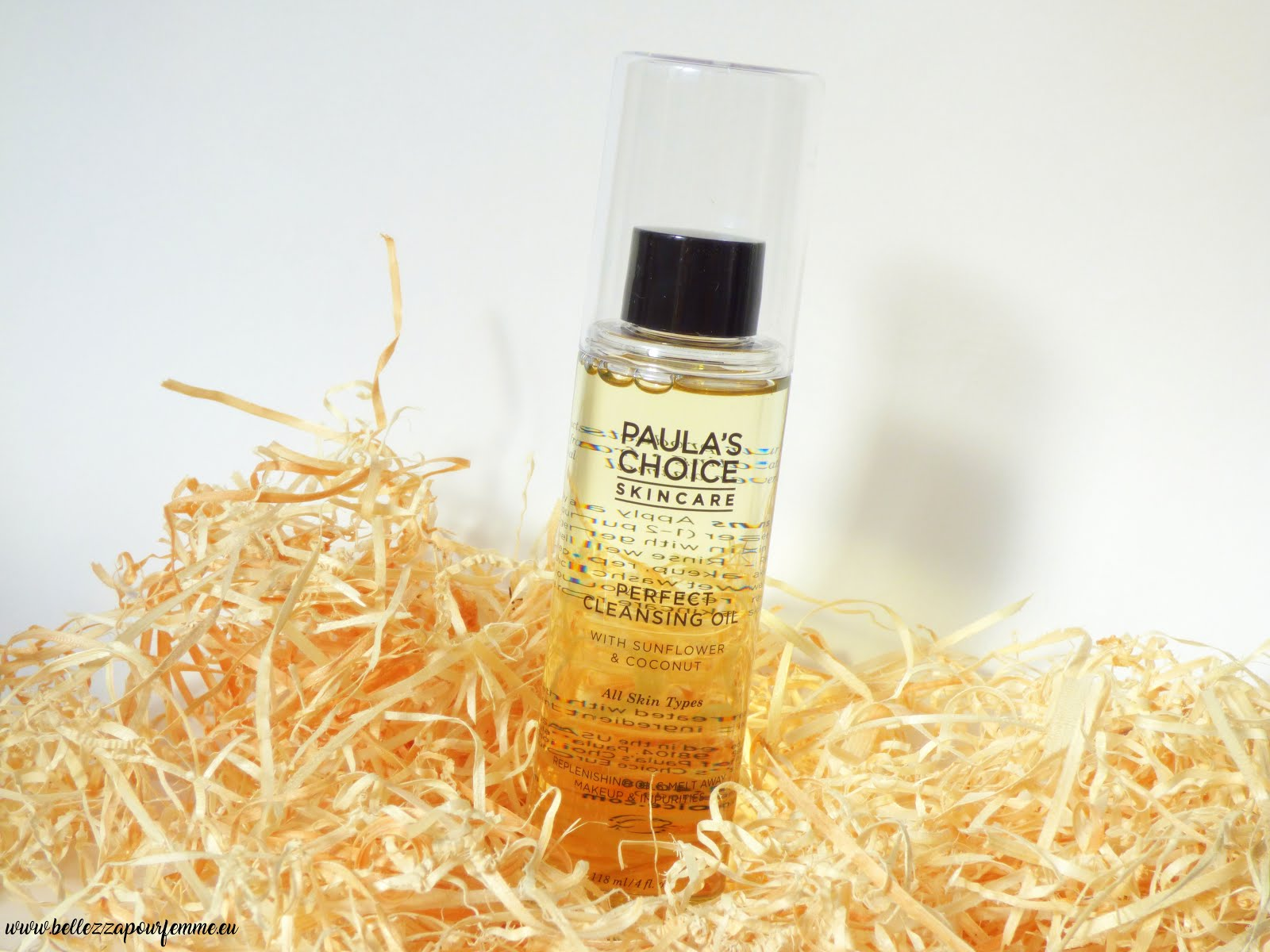 recensione Paula's choice PERFECT CLEANSING OIL