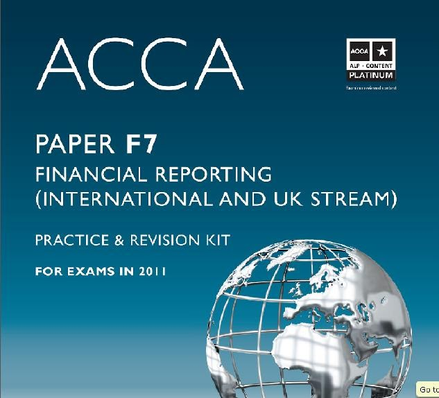 BPP ACCA Practice & Revision Kit Advanced Performance Management Sept 2019 to June 2020