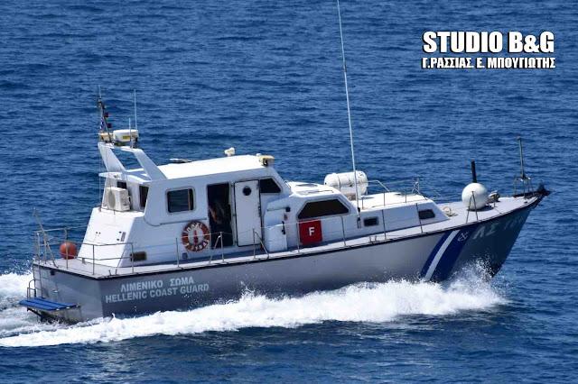 Αργολίδα: Βυθίστηκε θαλαμηγός στη νήσο Ψηλή