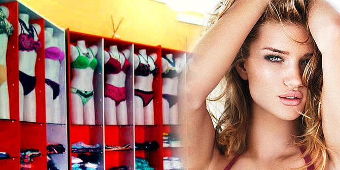 Menebak Kepribadian Wanita Dari Warna Celana Dalam Yang Disukai