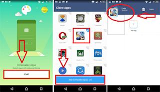 cara membuat 2 akun mobile legends