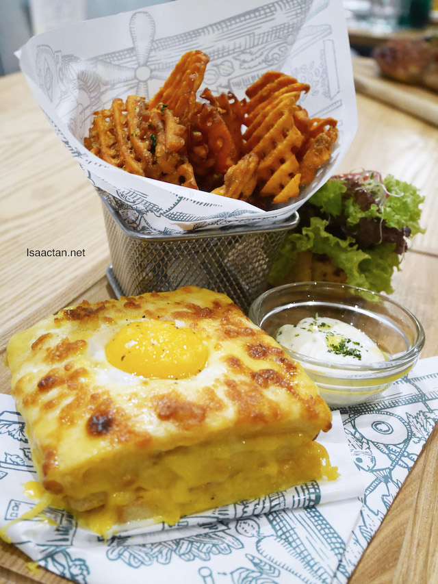 Mad as a Croque Madame - RM30