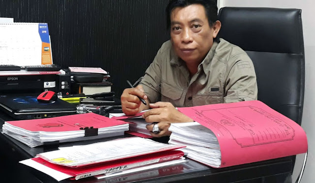 Kasat Reskrim Polres Lumajang, AKP Hasran SH M.Hum.
