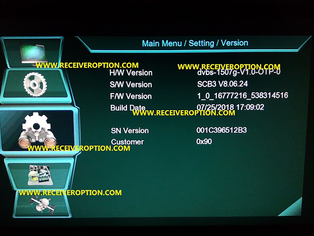 OPENBOX GENIUS HEVC HD RECEIVER AUTO ROLL POWERVU KEY FIX NEW SOFTWARE