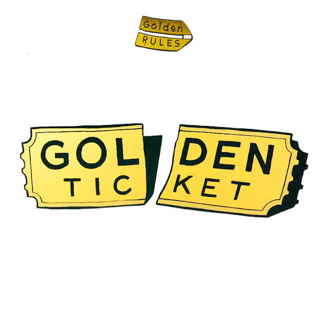 GOLDEN RULES – GOLDEN TICKET | Paul White - Eric Biddines featuring Yasiin Bey (Mos Def) | Das Album fürs Wochenende