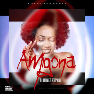 Dj Milton-K ft Stiloy King - Amigona (Afro Fank)