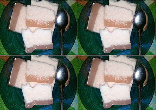 Gambar, Foto Resep dan Cara Membuat Agar Agar Busa Pop Ice Strawberry Enak dan Sederhana