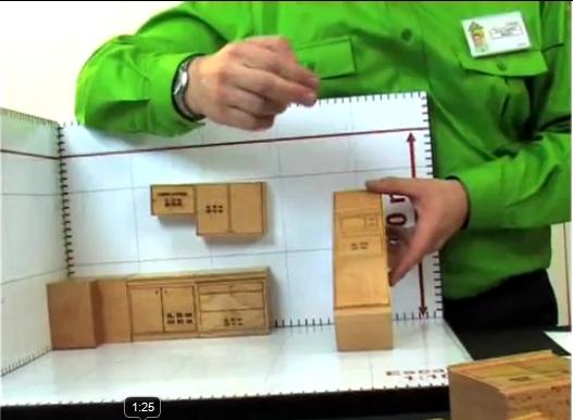 Como hacer mueble de cocina melamina 1  YidComcom 2016