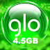 GLO 4.5GB Data Plan for N2500 & 1GB for N1000 Now rocking