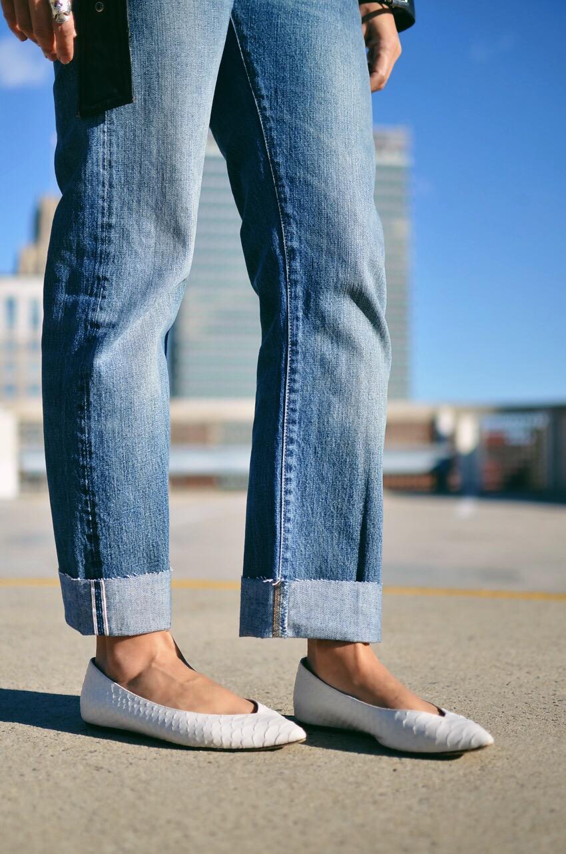Levi's selvedge jeans