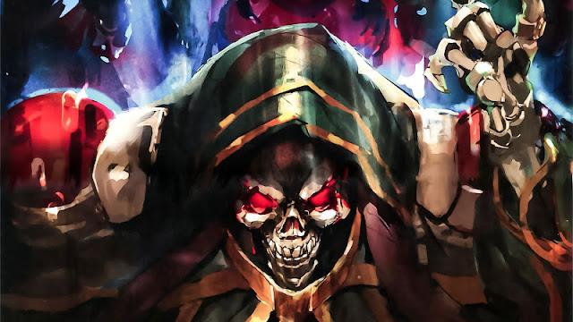 Segunda temporada de Overlord: Tráiler