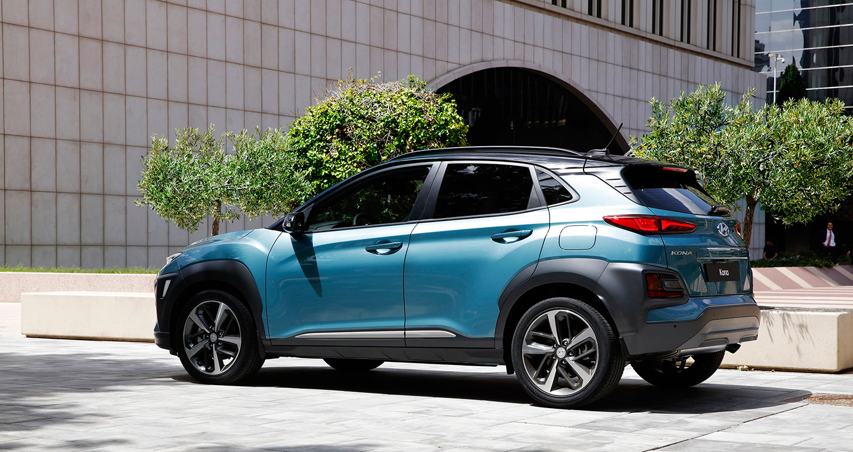 Hyundai Kona 2019 New SUV 5 Chỗ Nhập Khẩu Mới