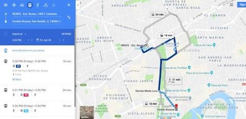Cordoba 2H1M – Bahagian 2: Hostal Alcazar Review