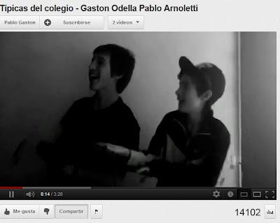 Típicas del colegio - Gaston Odella Pablo Arnoletti