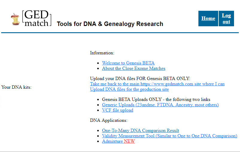 Cruwys news: Living DNA updates and GEDmatch Genesis
