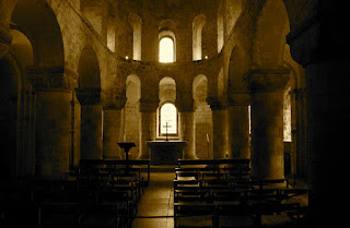 chapel interior, Tower of London
