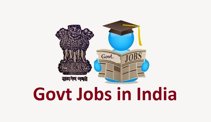 Indian Government Jobs, Central Govt Job Notifications 2019