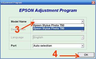 Cara Resetter Epson T60