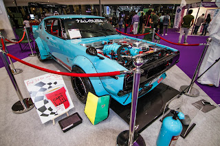 1973 V6 Nissan GT-R Skyline - Qatar Motor Show