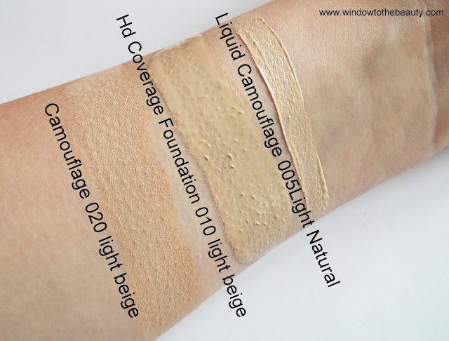 catrice shades compare swatches