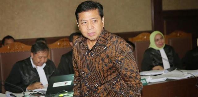 "Menanti ""Nyanyian"" Novanto Soal Peran Puan Maharani dan Anas Urbaningrum di Pengadilan"