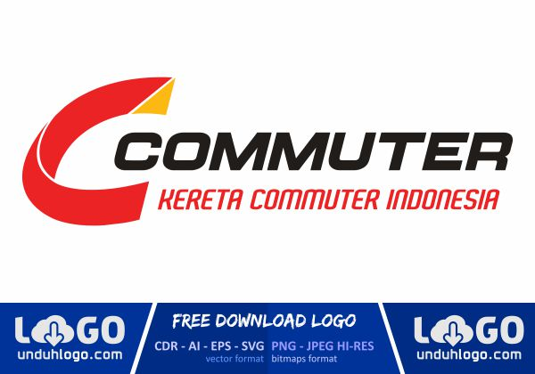 Logo Commuterline KCI