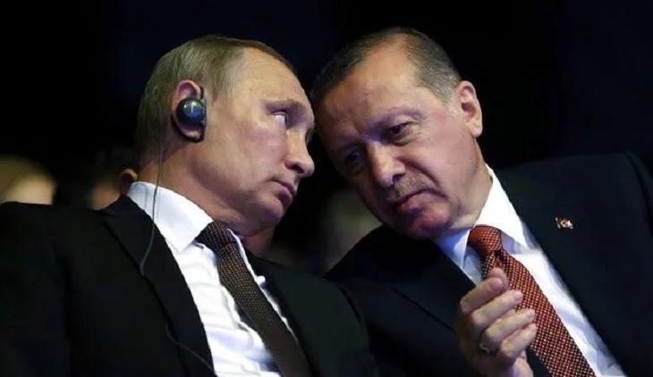 Putin: Serangan Sekutu Langgar Piagam PBB
